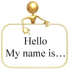 importance of name