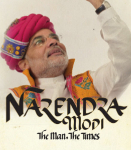 Book Review – Narendra Modi, The Man, The Times